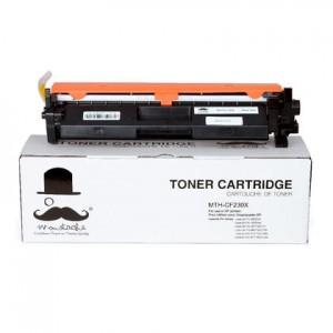 medium_1f98c-Moustache-30X-CF230X-LaserJet-M203d-Remanufactured-HP-30X-CF230X-Black-Toner-Cartridge-High-Yield-Moustache-